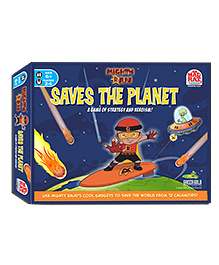 MadRat Mighty Raju Saves The Planet - Navy Blue