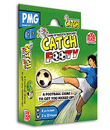 MadRat Catch Footy - Game Of Magical Matches