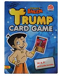 MadRat Chhota Bheem Trump Card Game