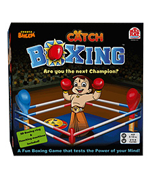Mad Rat Chhota Bheem - Catch Boxing