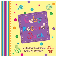 Parragon Baby - Record Book