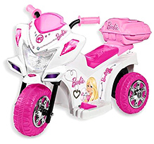 Barbie Battery Operated Ride On