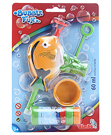 Simba Bubble Fun Fish Design - Orange