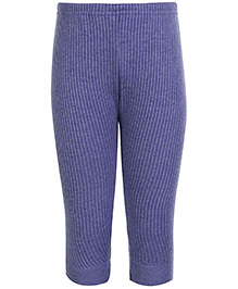 Bodycare Plain Thermal legging - Blue