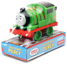 Thomas & Friends Push Along Percy - Green