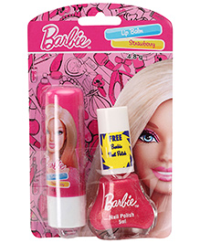 Barbie Lip Balm Strawberry 4.8 gm