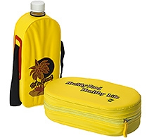 Sai Home Appliances Combi Pack Lunch Box - Yellow