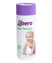 Libero Baby Talcum Powder - 100 gm