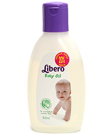 Libero Baby Oil 100 ML