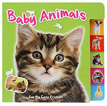 Yoyo Books Baby Animals See My Cute Friends