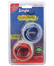 Jungle Magic Mosquito Banditz Spidey - Pack Of 2