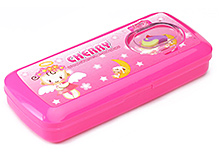 20 x 9 x 3 cm 3 Years+, Pencil Case with enclosure for eraser and pencil holder