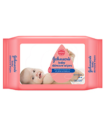 Johnson's baby Skincare Wipes 20 Pieces