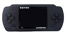 Sameo Wonder Boy Portable Gaming Console - Magical Black