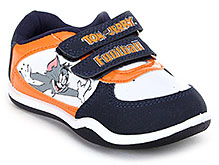 Tom And Jerry Dual Velcro Starp Sport Shoes