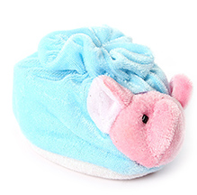 Morison Baby Dreams Baby Booties Blue