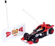 Karma Combat Series Super Thunder Remote Control Car - Black