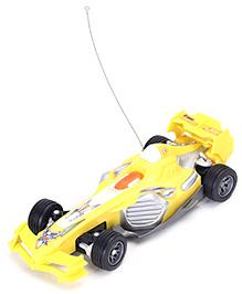 Karma Combat Series Super Thunder Remote Control Car - Yellow