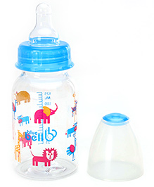 Bluebell Feeding Bottle Blue 125 ml