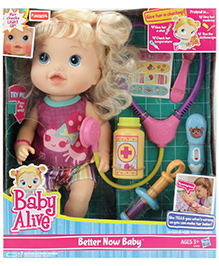 Baby Alive Funskool Better Now Baby Doll - 33 Cm