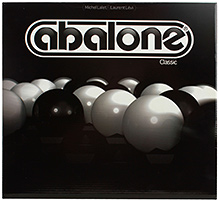Funskool Abalone Classic Game - Black and White