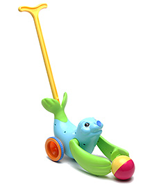 Tomy Neil The Seal Push Along Toy - 18 Months Plus