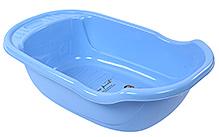 Fab N Funky Blue Bath Tub - Baby Print