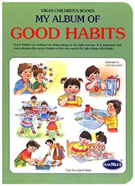 NavNeet My Album Of Good Habits - English