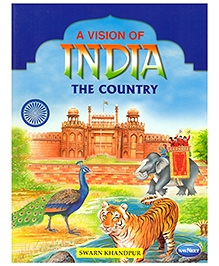 NavNeet A Vision Of India The Country - English