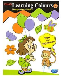 NavNeet Vikas Learning Colours Part 3 - English