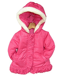 Beebay Full Sleeves Front Open Quilted Jacket