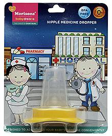 Morison Baby Dreams Medicine Dropper Yellow