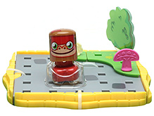 Bobble Bots Moshi Monsters Starter Set - Chop Chop