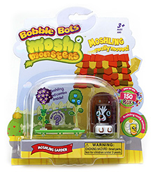 Bobble Bots Moshi Monsters Moshling Garden Set - McNulty