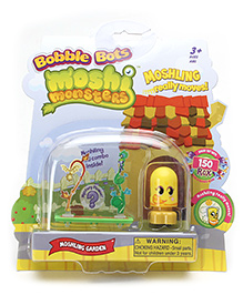 Bobble Bots Moshi Monsters Moshling Garden Set - Mr Snoodle