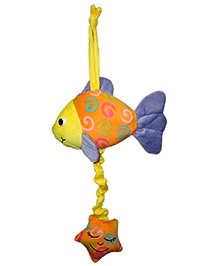 Play N Pets Fish With Music Box Orange