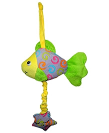 Play N Pets Fish With Music Box Purple