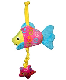 Play N Pets Fish With Music Box Pink