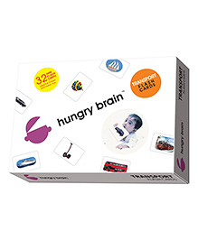 Edupark Krazy Transports Mini Flash Cards