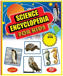 Bento Science Encyclopedia For Kids DVD - English