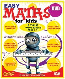 Bento Easy Maths For Kids - English