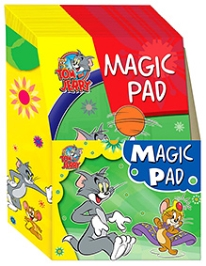 Sterling Tom And Jerry Magic Pad - English