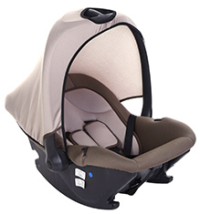 Little wanderers Infant Car Seat Baby Ride - Browny