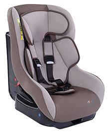 Little Wanderers Convertible Car Seat Grey - Upto 18 Kg