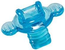 Dr. Browns Orthees Transition Teether Blue - 3 Months Plus