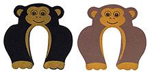 Cutez Safety Door Drawer Guards Monkey Design - 2 Pieces