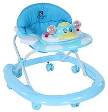 Baby Walker Duck Face Design - Sky Blue