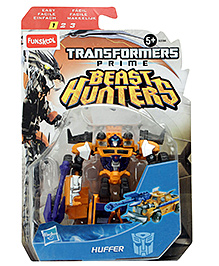 Transformers Prime Beast Hunters Commander Class Huffer Action Figure
