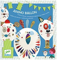 Djeco Animo Balloon Decoration Kit