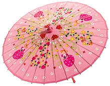Djeco Princess Marguerite - Bamboo Umbrella